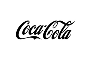 ABOUT US client logos COCA-COLA temp