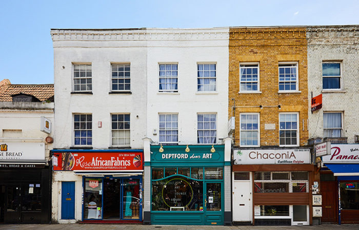 Deptford Shopfront