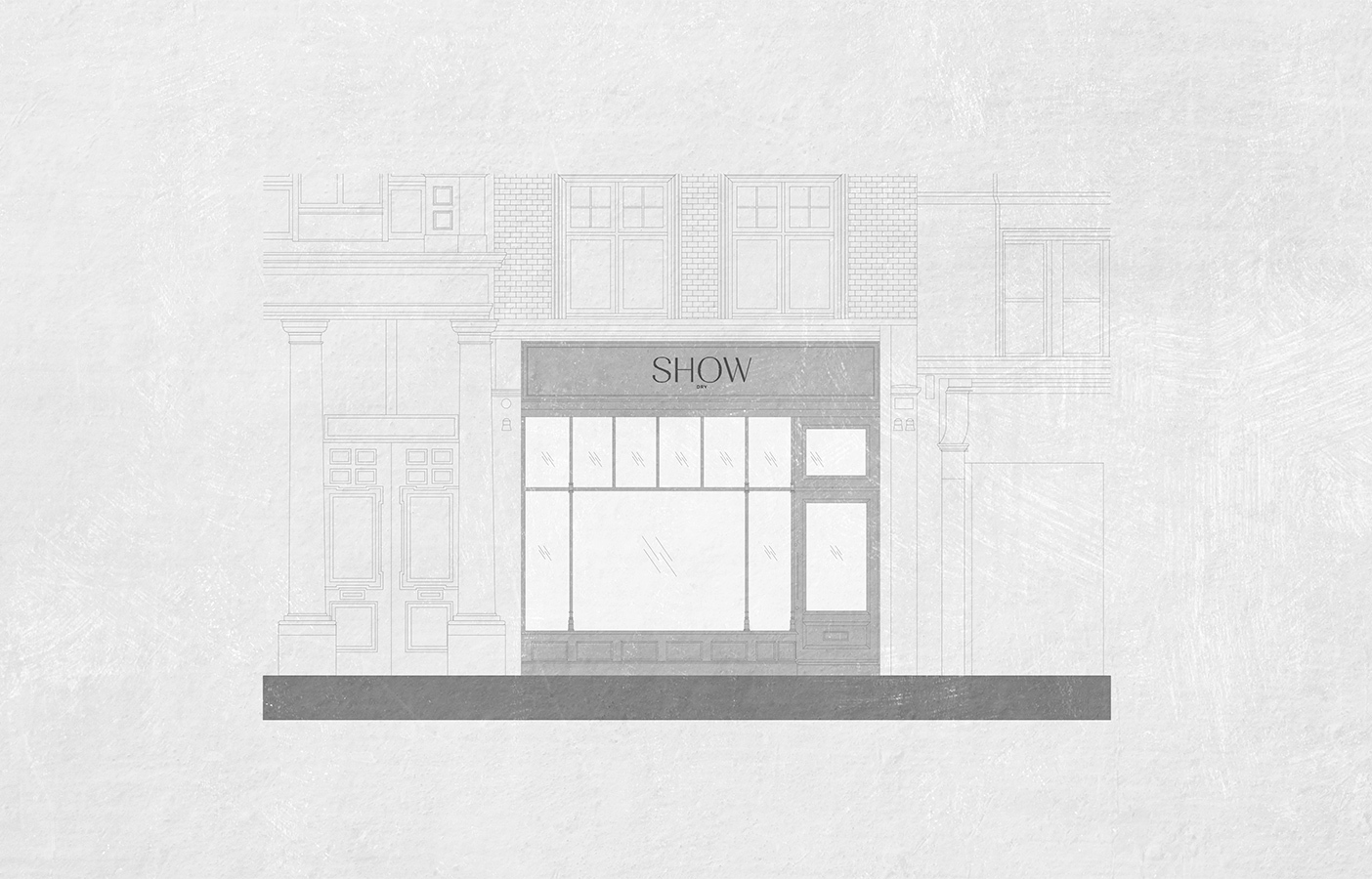 Aldworth James & Bond | Luxury Salon exterior elevation