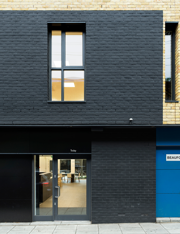 Aldworth James & Bond | Hackney Workspace exterior