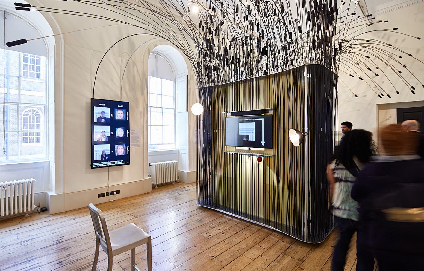 Aldworth James & Bond | London Design Biennale 2018 at Somerset House - USA 'Face Values'