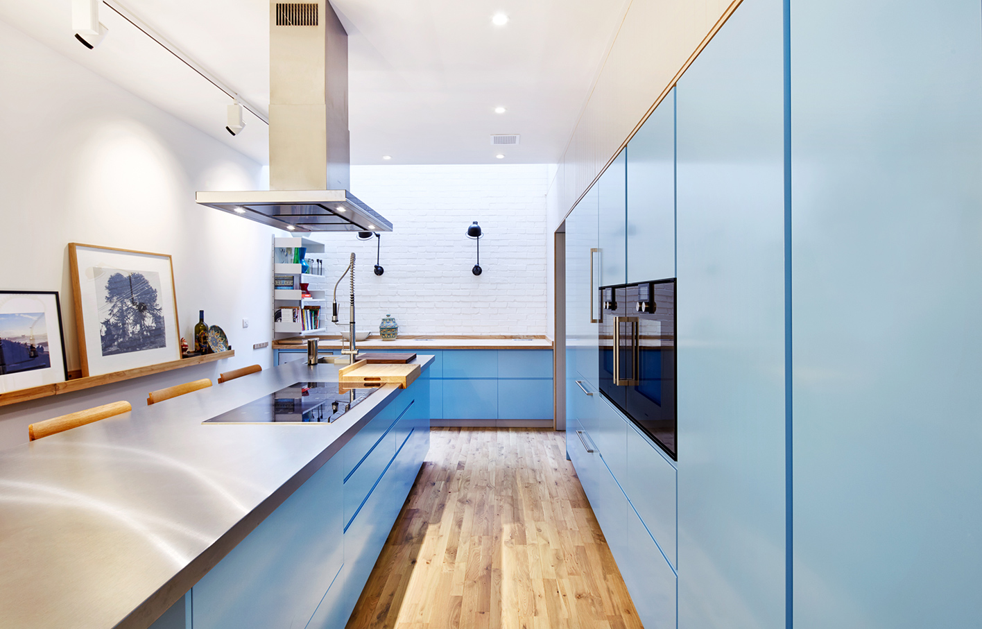 Aldworth James & Bond | Bloomsbury kitchen project