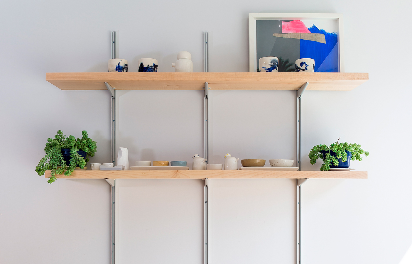 Aldworth James & Bond | Jidori Dalston - shelving