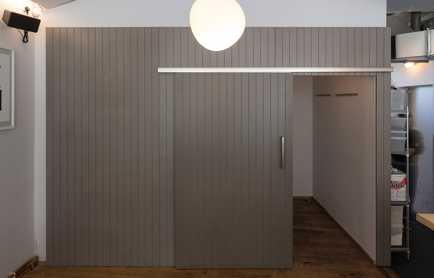 Aldworth James & Bond | Valchromat panelling for Jidori Dalston