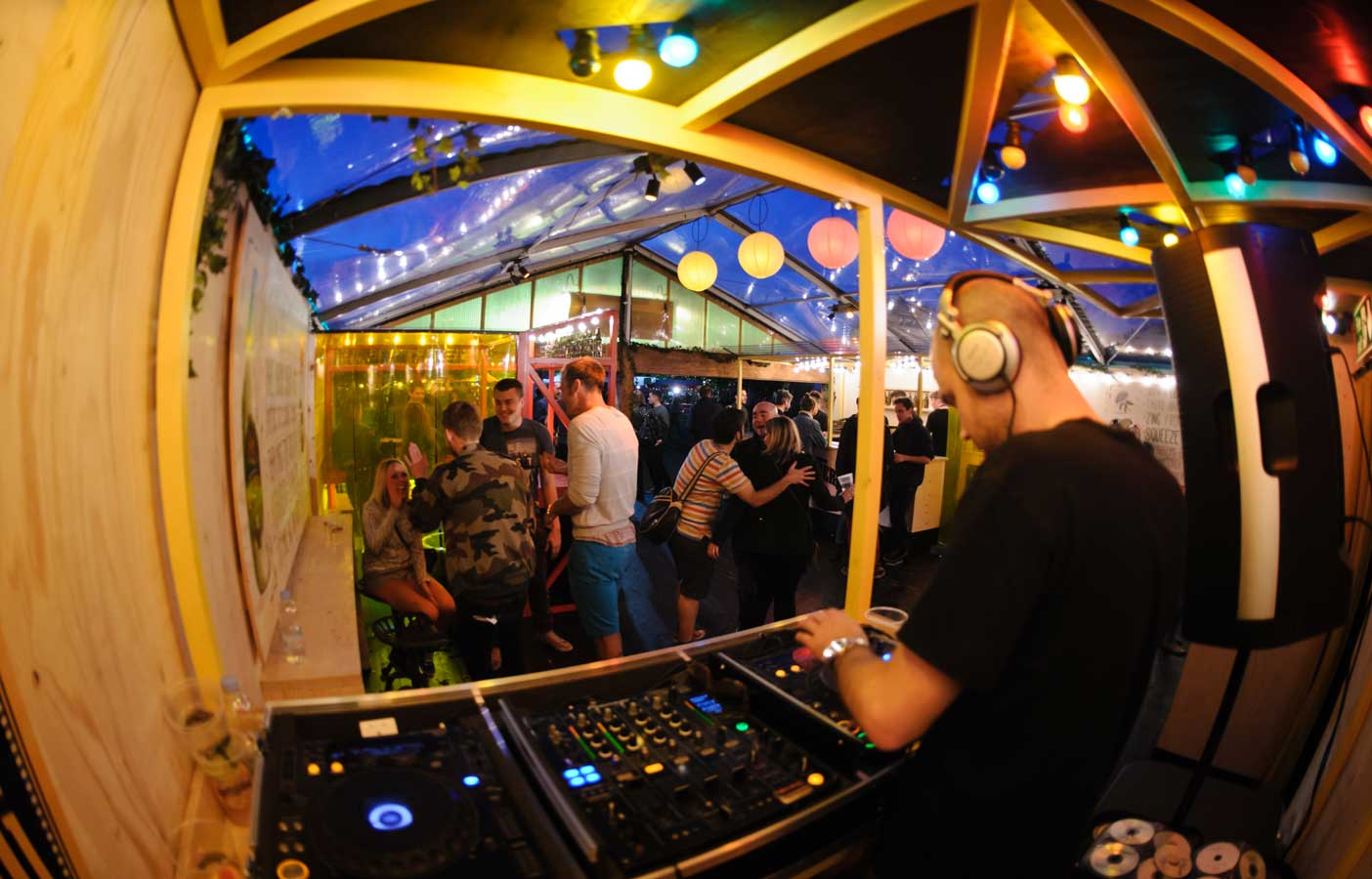Aldworth James & Bond | Working with Bigger Events on the Kopparberg Festival Bar