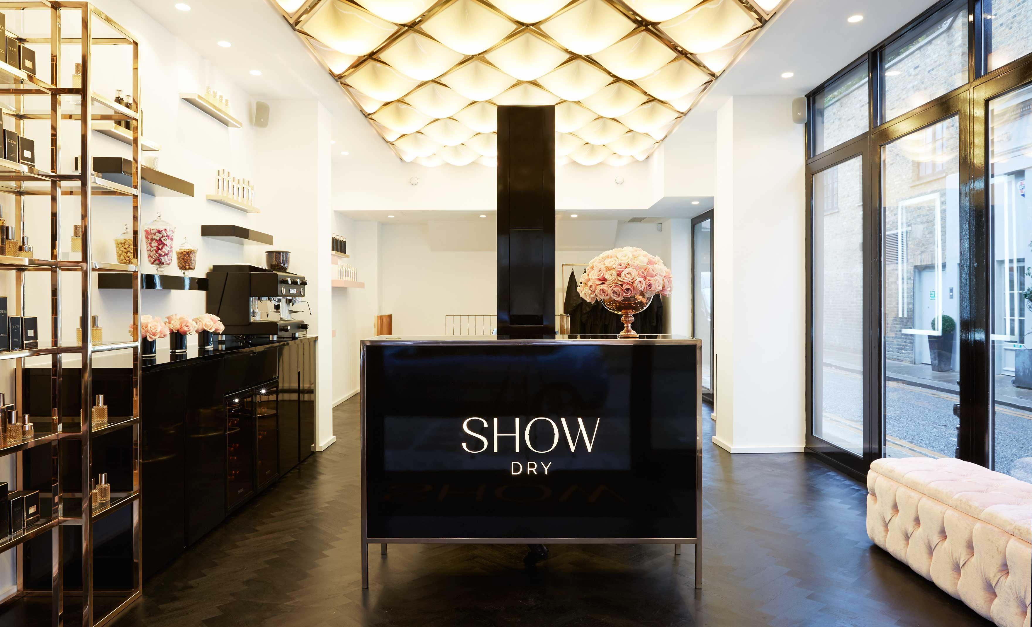 beauty salon lighting. Beauty Salon Lighting. A Stunning Flagship For New Luxury Brand. Lighting N
