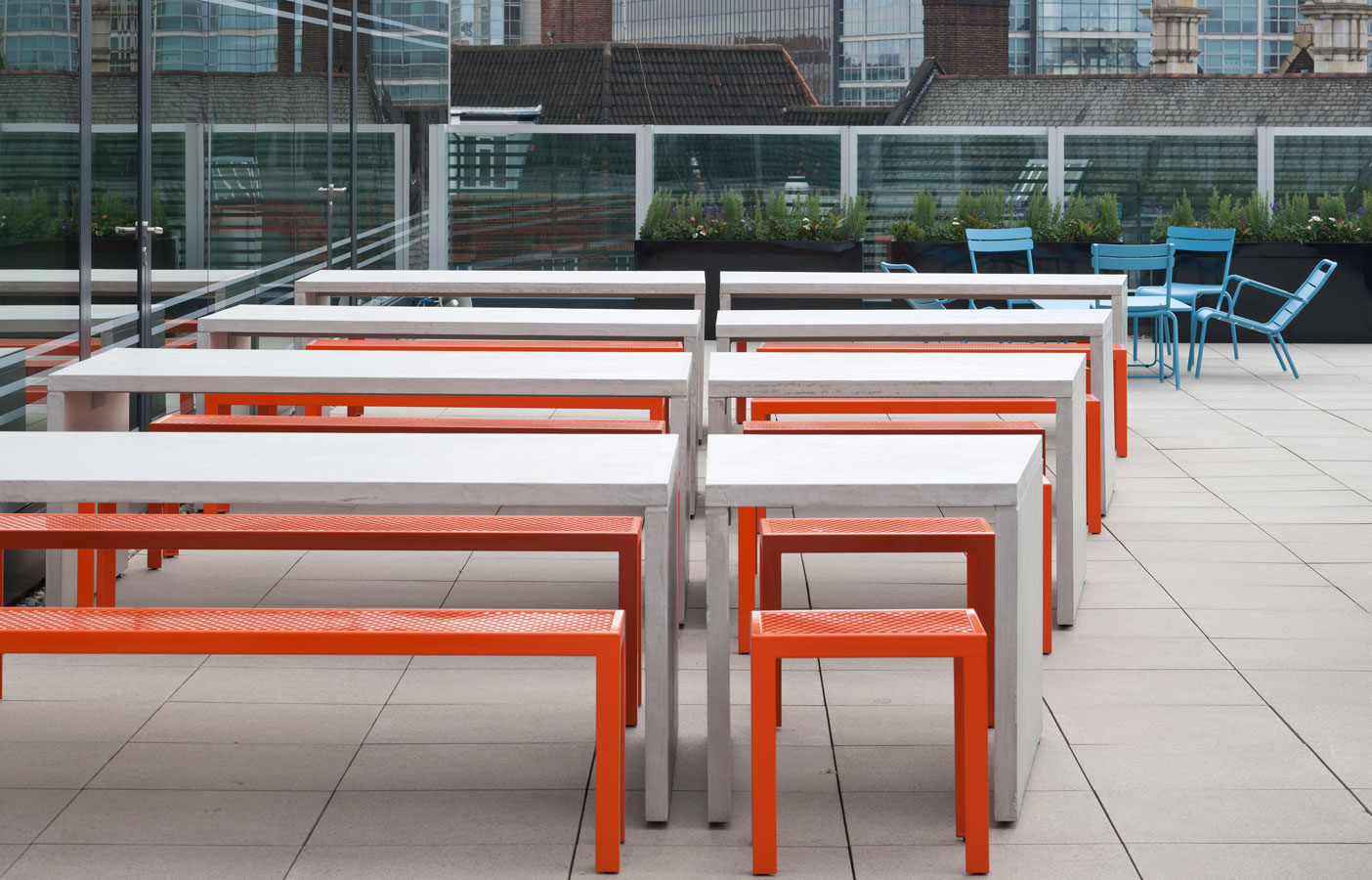 Aldworth James & Bond | Outdoor furniture for UKTV